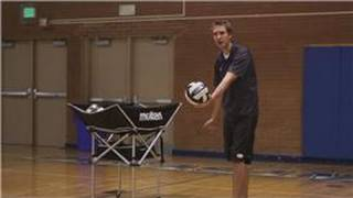 Volleyball : How to Serve a Volleyball