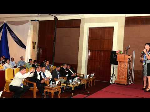 ASEANFIC 2014 :: Yangon, Myanmar