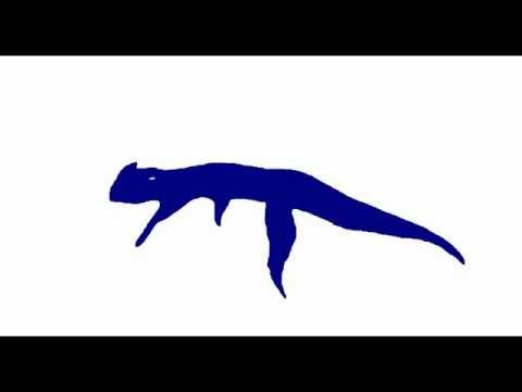 MDF-Ceratosaurus vs Ekrixinatosaurus