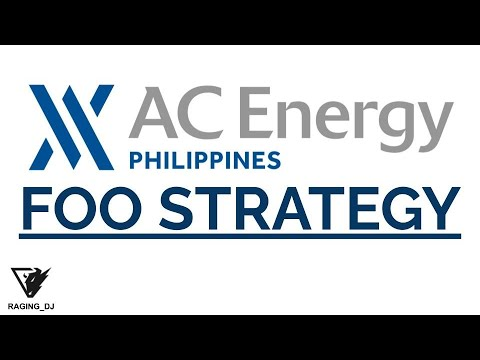ACEN- AC ENERGY PHILIPPINES FOO STRATEGY VIDEO!