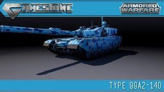 Video Armored Warfare - Type 99A2-140 - Gameplay download MP3, 3GP, MP4, WEBM, AVI, FLV November 2018
