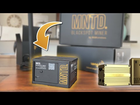 Helium Miners IN STOCK READY TO SHIP! MNTD. Miner Review