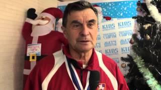 Новогоднее поздравление от двадцатикратного чемпиона России