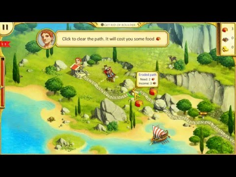 Shook's Random Gaming (12 Labours Of Hercules) Casual Strategy Game