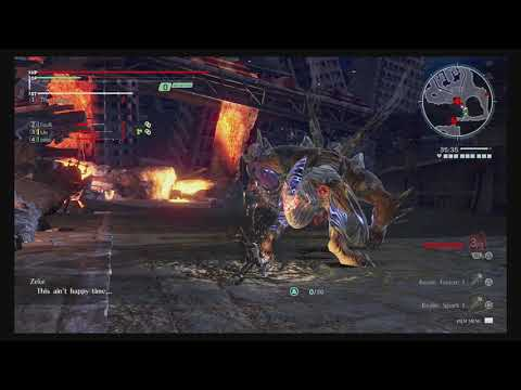 Kirby Plays God Eater 3 w/ MadHatterPassion