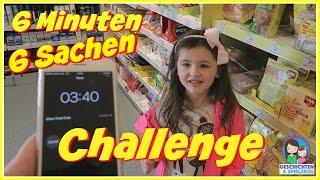 DM Challenge – 6 Dinge in 6 Minuten 💕 Geschichten und Spielzeug