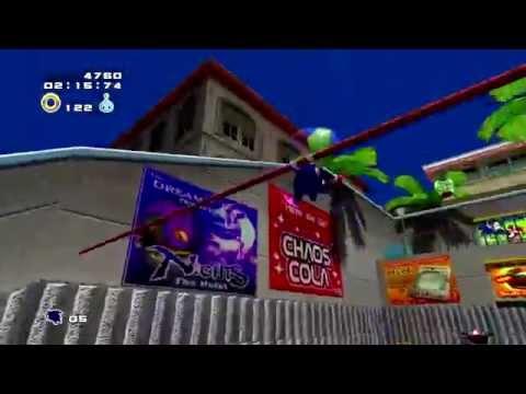 Sonic Adventure 2 Battle (Xbox Live Arcade) Full Playthrough