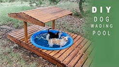 Build a Dog Wading Pool | DIY Project