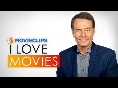 I Love Movies: Bryan Cranston - On the Waterfront (2015) HD