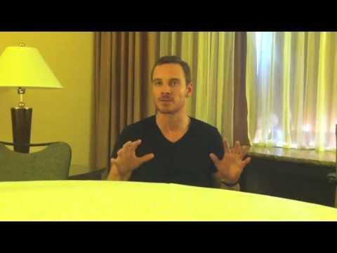Michael Fassbender Interviewed by Scott Feinberg