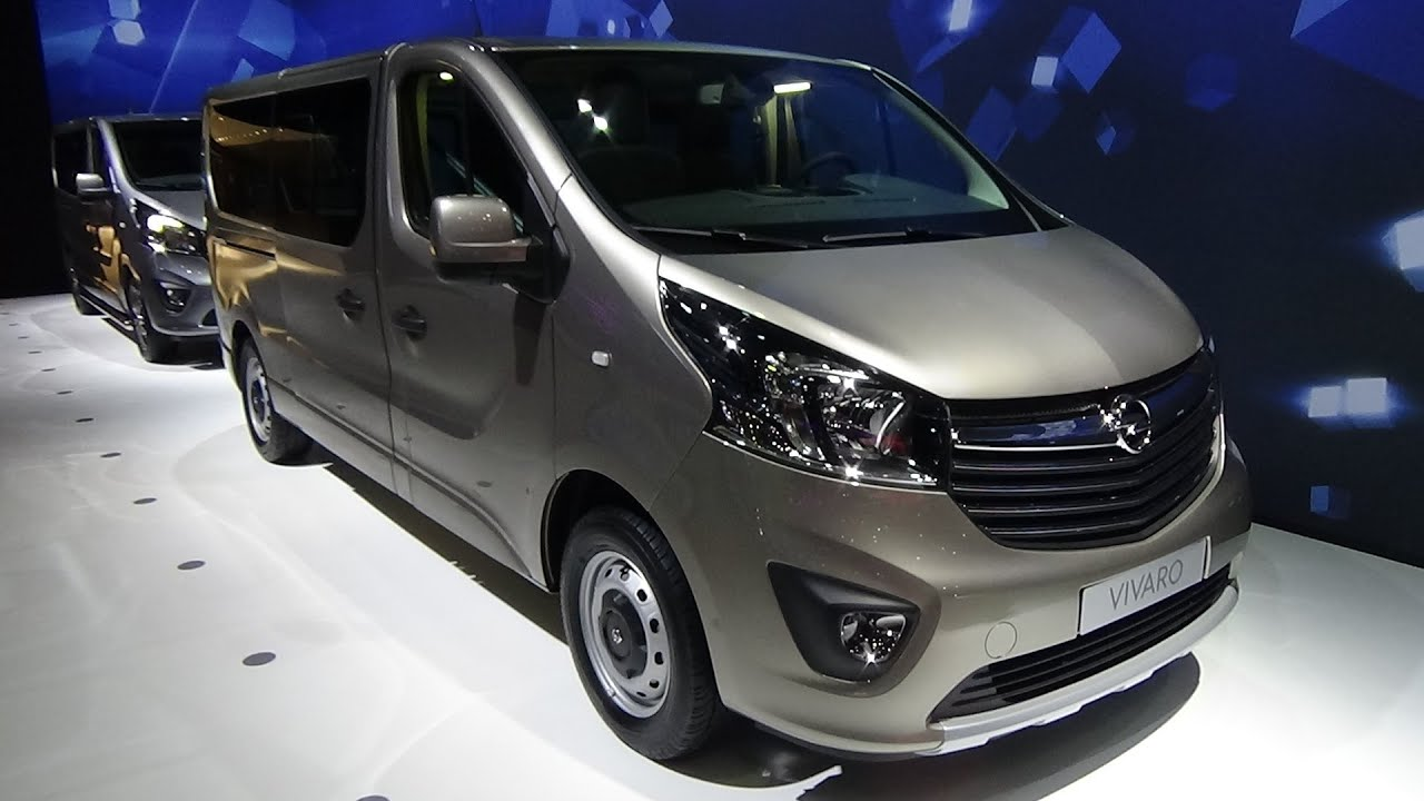 2016 opel vivaro combi edition free exterior and. Black Bedroom Furniture Sets. Home Design Ideas
