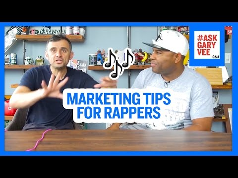 Best Marketing Tips for Rappers?