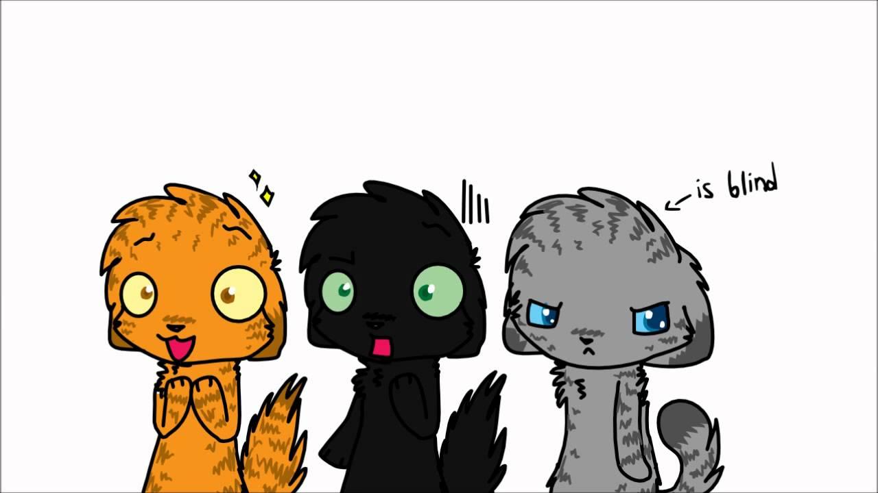 WARRIOR CAT SPOOFS!!!! - Fairy the Goddess - Wattpad |Warrior Cats Spoof