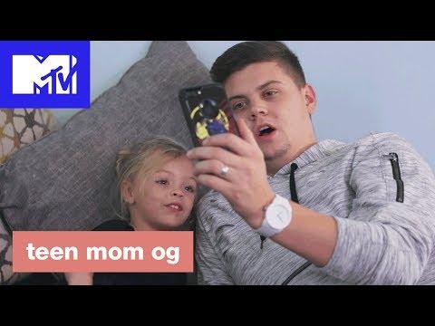 'Nova's FaceTime' Official Sneak Peek   Teen Mom OG (Season 7)   MTV