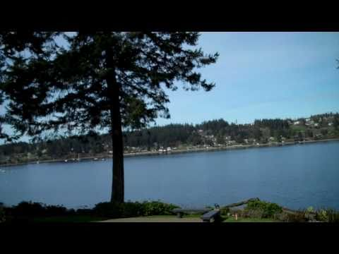 Whidbey Island Prime Waterfront View Lot $250,000