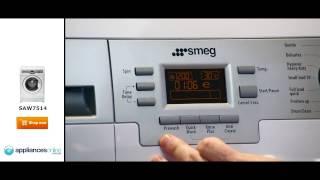 видео Лучшие стиральные машины Smeg (2017-2018)