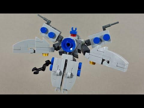 Lego Transformers #89 - Movie Soundwave