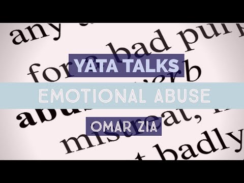 YATA Talks - Emotional Abuse