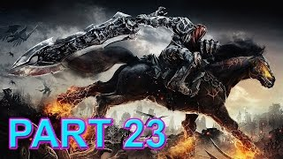 Darksiders Warmastered Edition PS4 Part 23 All Armageddon Sword Pieces & Abyssal Armor Pieces