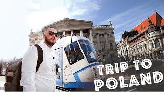 Подорож до Польщі, гарне місто Вроцлав (Wroclaw). Уроки польської від HutsuL-UA