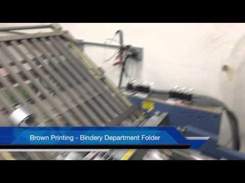 Brown Printing Bindery