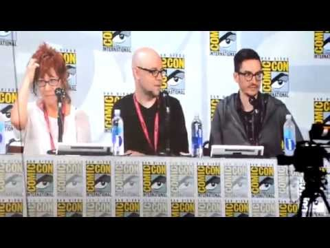 Legend of Korra Panel (San Diego Comic-Con 2014)