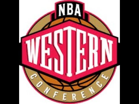 2018 NBA Western Conference Standings Prediction!!!