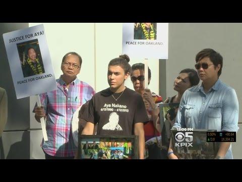 FBI Adds To Reward In 2013 Oakland Cold Case Murder Of Emeryville Graduate