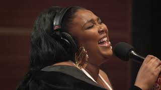 Lizzo - Cuz I Love You (acoustic; live at The Current)