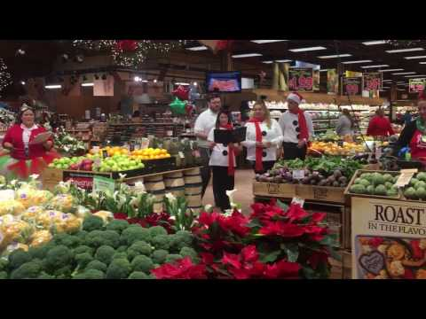 Wegmans Jamestown Christmas 2016