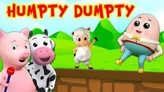 Шалтай-Болтай сидел на стене | рифма в россии | Humpty Dumpty
