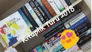 Kitaplık Turu    2018