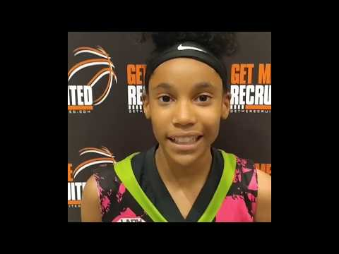Laila Anderson (Lady Phenoms/ Eastern Alamance HS/Mebane, NC) 2022 5'1 G