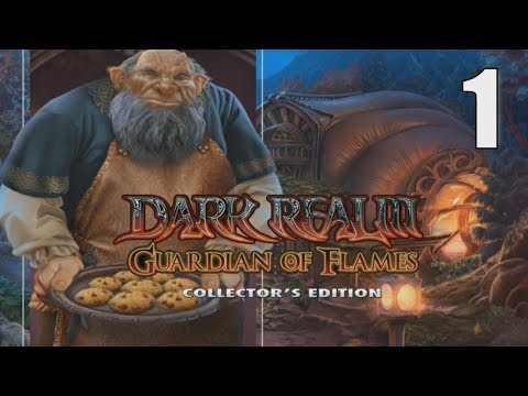 Dark Realm 4: Guardian of Flames CE [01] Let's Play Walkthrough - START OPENING - Part 1
