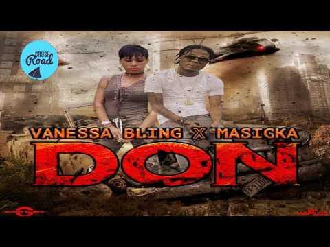 Masicka & Vanessa Bling - Don (Audio)