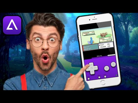 How To Play Pokemon On IPhone In 2020 [Download Delta Emulator]