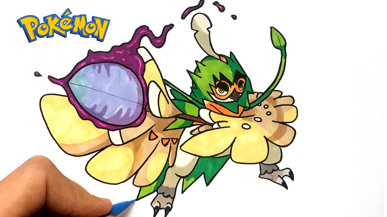 Dessin archeduc pok mon youtube - Dessin de pokemon facile ...