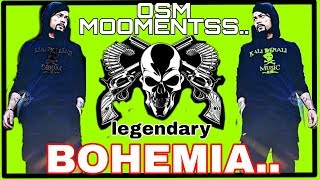 OSM MOOMENTSSS....! of THE LEGENDARY BOHEMIA..👌👌✌✌🤘