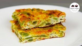 Запеканка с зеленой фасолью  Быстро, просто, красиво и вкусно! Green Bean Casserole