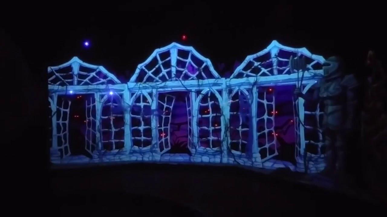 Ghost Blasters Elitch Gardens POV
