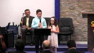 Denis si Miriam - Pune-ti increderea in El, Israel
