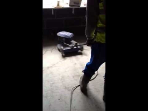 Liquid Screed Laitance Removal Anhydrite Screed Removing