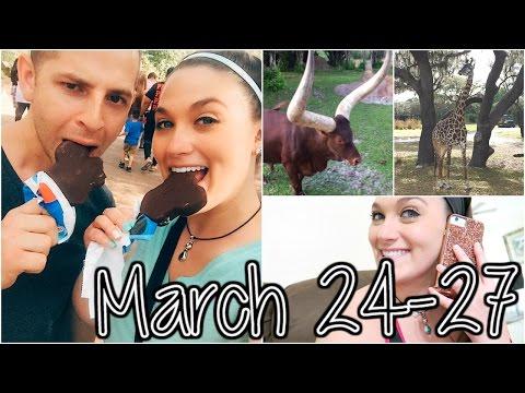 Sick. Disney's Animal Kingdom. Body Positivity | 3.24-27