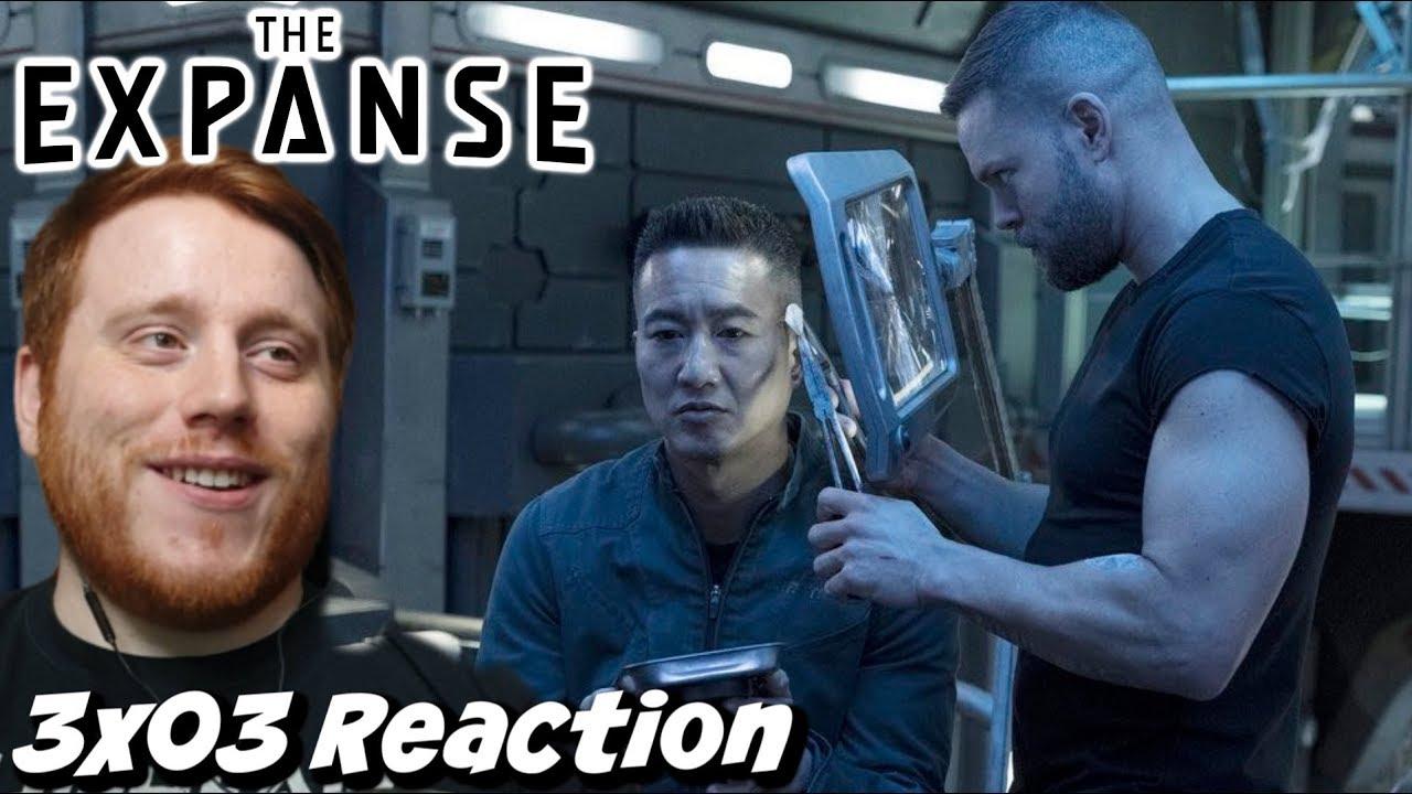 Download The Expanse Season 3 Episode 3 Reaction