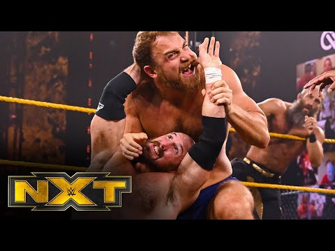 Lorcan & Burch vs. Ciampa & Thatcher – Non-Title Match: WWE NXT, March 3, 2021