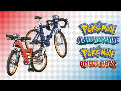 Pokemon OST - All Bicycle Theme