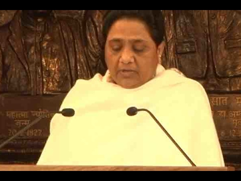 BJP will withdraw reservation if voted to power, warns Mayawati