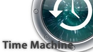 Como usar Time Machine y respaldar tus datos en MAC