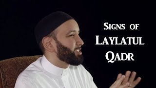 Signs Of Laylatul Qadr The Night Of Power