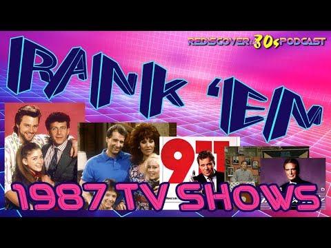 Rank 'Em: 1987 TV Shows
